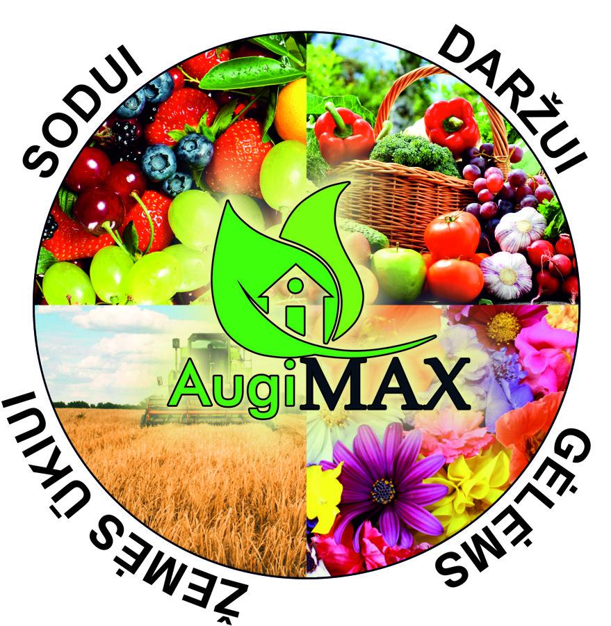 AugiMAX Bio + azotą fiksuojančios ir fosforą atpalaiduojančios bakterijos