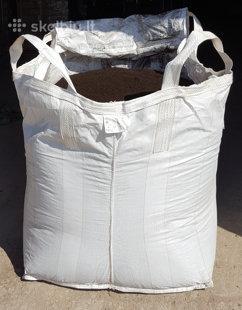Biohumusas 1000 litrų pakuotė